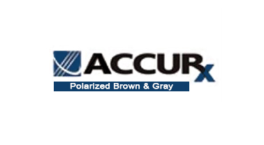 Accurx Polar Brown and Gray Lenses