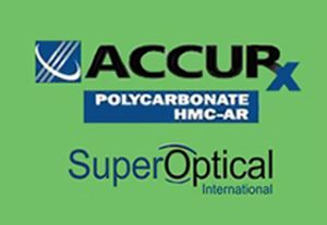 Accurx Polycarbonate by Super Optical