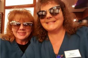Sherri from Danville Eye Center
